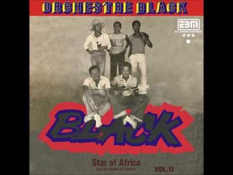 Orchestre Black Star Of Africa - Vol. 11 (Full Album)
