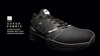 HEAD Sprint SF Tennis Shoe - Technology Explained