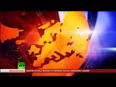 RT Russia Today –  Headline News (Intro)