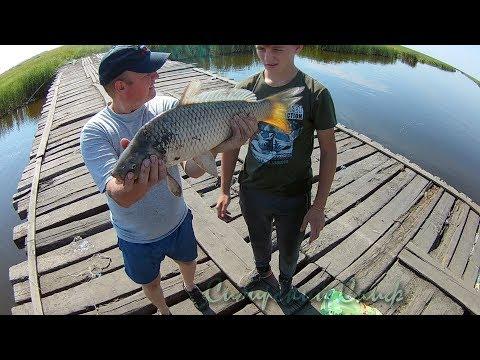 Рыбалка с Сибирским