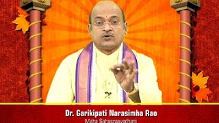 Sahityamlo Hasyam || Episode 195 || By Dr. Garikipati Narasimha Rao