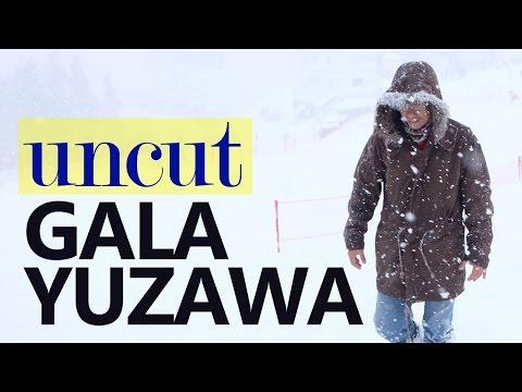 Traveling to Gala Yuzawa From Tokyo Japan - Uncut Version