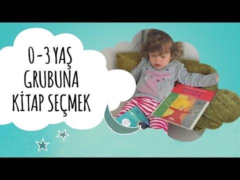 Çocuk Kitapları Nasıl Seçilir? (0-3 Yaş) | Defne'nin Vlog'u