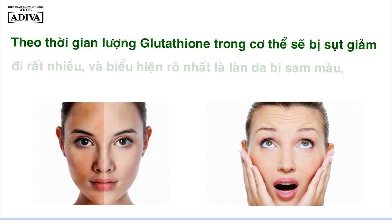 Glutathione là gì? Glutathione có tác dụng gì?