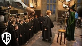 Harry Potter | Creating the World of Harry Potter: The Magic Begins | Warner Bros. Entertainment
