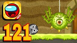 Bounce Ball 5  Gameplay Walkthrough Part 121 ( iOS, Android) screenshot 5