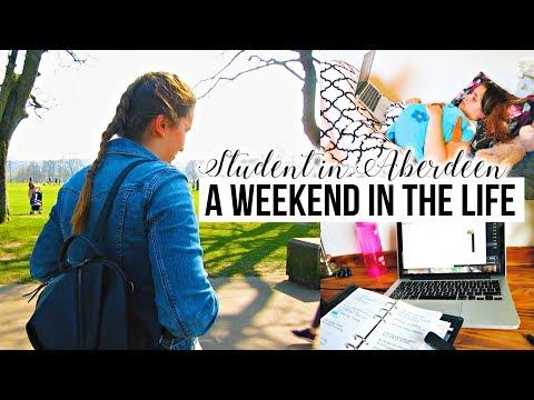 A Weekend in my Life ☀️🌊 International Student in Aberdeen (Scotland)