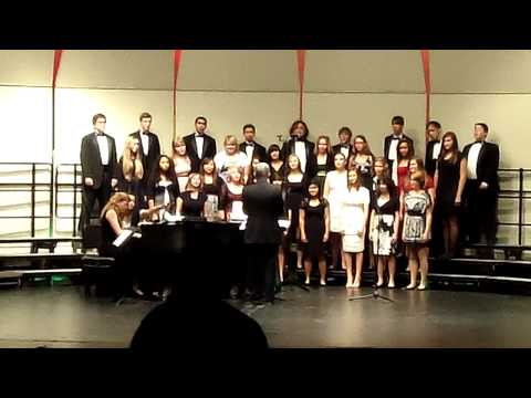 Greenway Choir Concert - Choir 1-2 , Concert Choir Men (All Alone Beneath the Mistletoe)