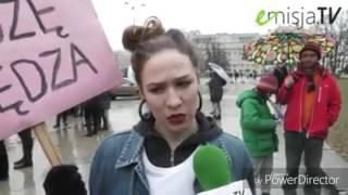 Logika typowej feministki (źródło kanał emisja.TV)