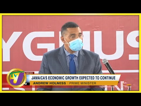 Jamaica's Economic Growth Expected to Continue   TVJ Business Day - July 9 2021