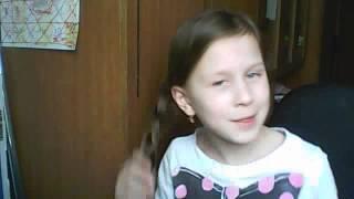 ВИДЕО С ВЕБКИ.Как можно сделать косичку.!(, 2013-04-06T13:15:17.000Z)