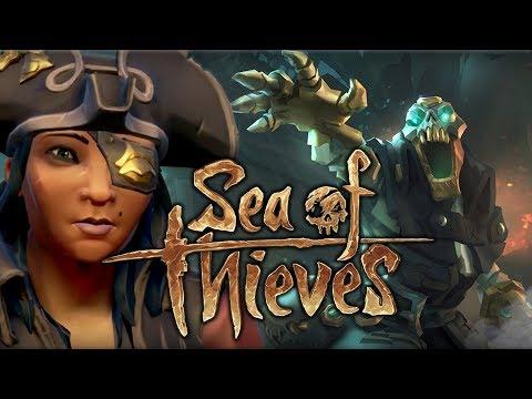 Waschechte Piraten! ◈ Sea of Thieves #05 ◈ LIVE [GER/DEU]
