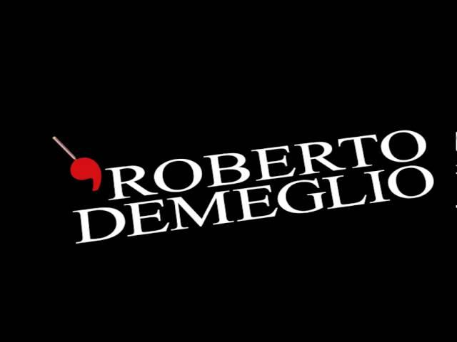 Roberto Demeglio 2016 TV ADV 10''