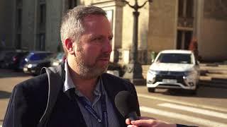"""WFF 2017 Taras Tomenko, reżyser Dom """"Słowo""""/Slovo House"""