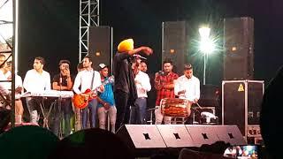 Ranjit bawa live NCM MOHALI . Promotional tour Bhalwan Singh