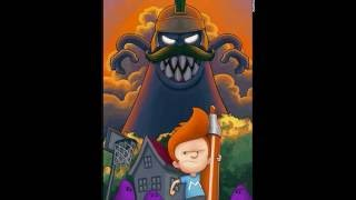 Max & the Magic Marker (PC Game Music 2010)