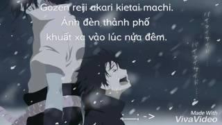[Vietsub + Lyrics] Black Night Town (Naruto Shippuuden ED 27 FULL)