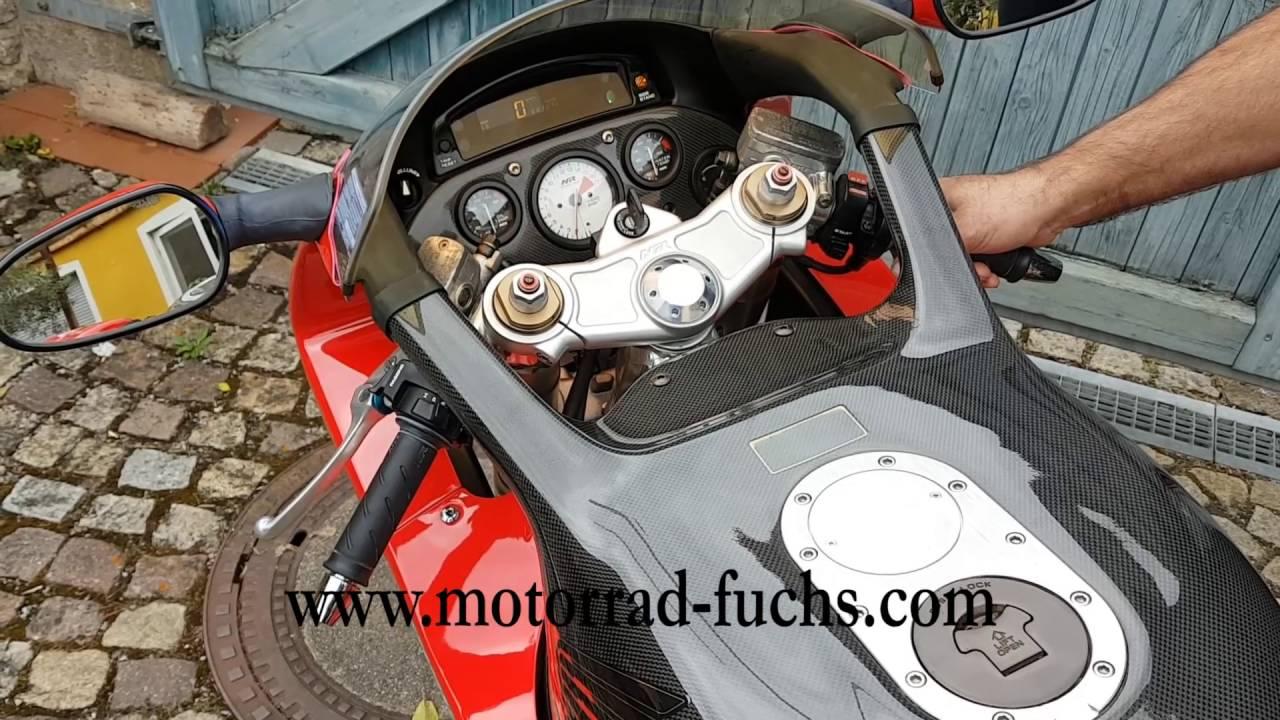 HONDA NR 750 RC 40 oval piston ovalkolben - YouTube