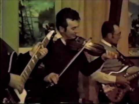 BILLY KUZ AT SOUTH PARK MUSICIANS BALL -1984
