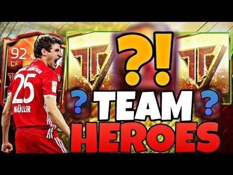 4 MILLIÓT ÉRŐ PLAYER +88 TEAM HERO A PACKOKBAN!!| ALL TEAM HEROES PACK OPENING!!| FIFA 18 MOBILE|HUN