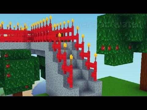 """Bridge way"" walk through || Craft Boys || Kaliprasad || Sachithan || Charan || Block Craft 3D"
