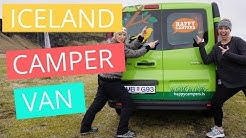 5 Reasons to Rent a Camper van in Iceland