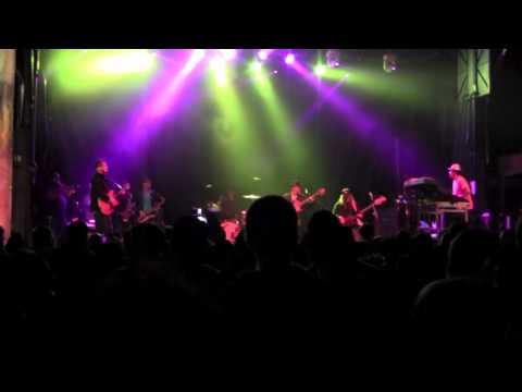 Lettuce 'Sam Huff's Flying Raging Machine' live at Royal Family Affair 2011