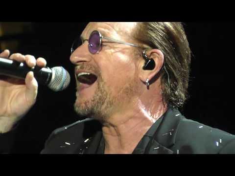 U2 9/5/17: 16 - Beautiful Day/Starman [David Bowie] - Buffalo,NY