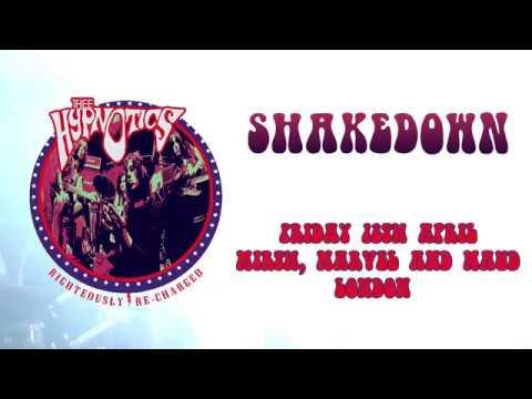 The Hypnotics  - Shakedown