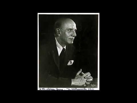 "Borodin ""Symphony No 2"" Dimitri Mitropoulos"