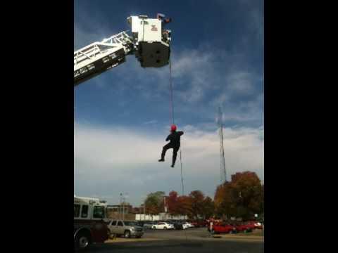 Rescue Squad 2-A St. Louis Fire Dept