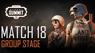FACEIT Global Summit - Day 3 - Group Stage - Match 18 (PUBG Classic)