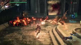 Devil May Cry V Demo - Shoryuken!