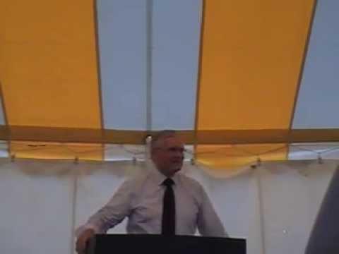 HEAVEN JUST A PRAYER AWAY  NEW HARBOUR GOSPEL TENT MARVIN DERKSEN NL