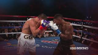 Gennady Golovkin vs  Willie Monroe Jr  HBO World Championship Boxing Highlights