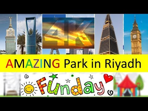 One Day Trip to Riyadh Wonders Park - Saudi Arabia Tourism is rising now
