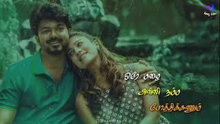 Unakaga 😍 Bigil 💞 Love Song 💞 Whatsapp Status Tamil Video