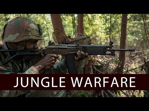 Jungle Warfare: The South African Military Prepares For War