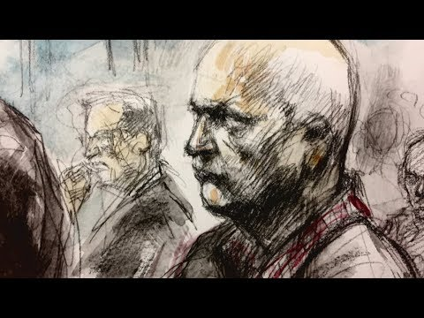 McArthur shouldn't be eligible for parole for 50 years, says Crown on Day 2 of sentencing