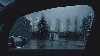 30 Dakika Araba İçinde Yağmur Sesi