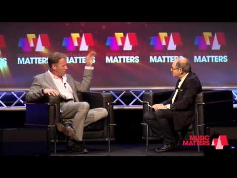 Music Matters 2013 - Rob Wells - Universal Music (Matters): Digital Music Keynote Interview