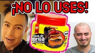 Moco De Gorila Es Lo Peor Para El Pelo Los Ojos Azules De Luis Yasmany Luis Youtube