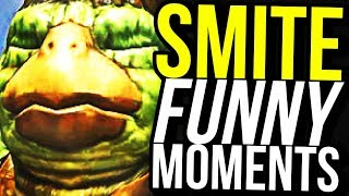 SMITE is 100 times better with friends