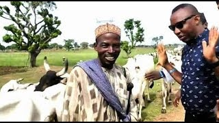 Omoyele Sowore    Chats with herdsmen and farmers in Mayo Belwa LGA in Adamawa State