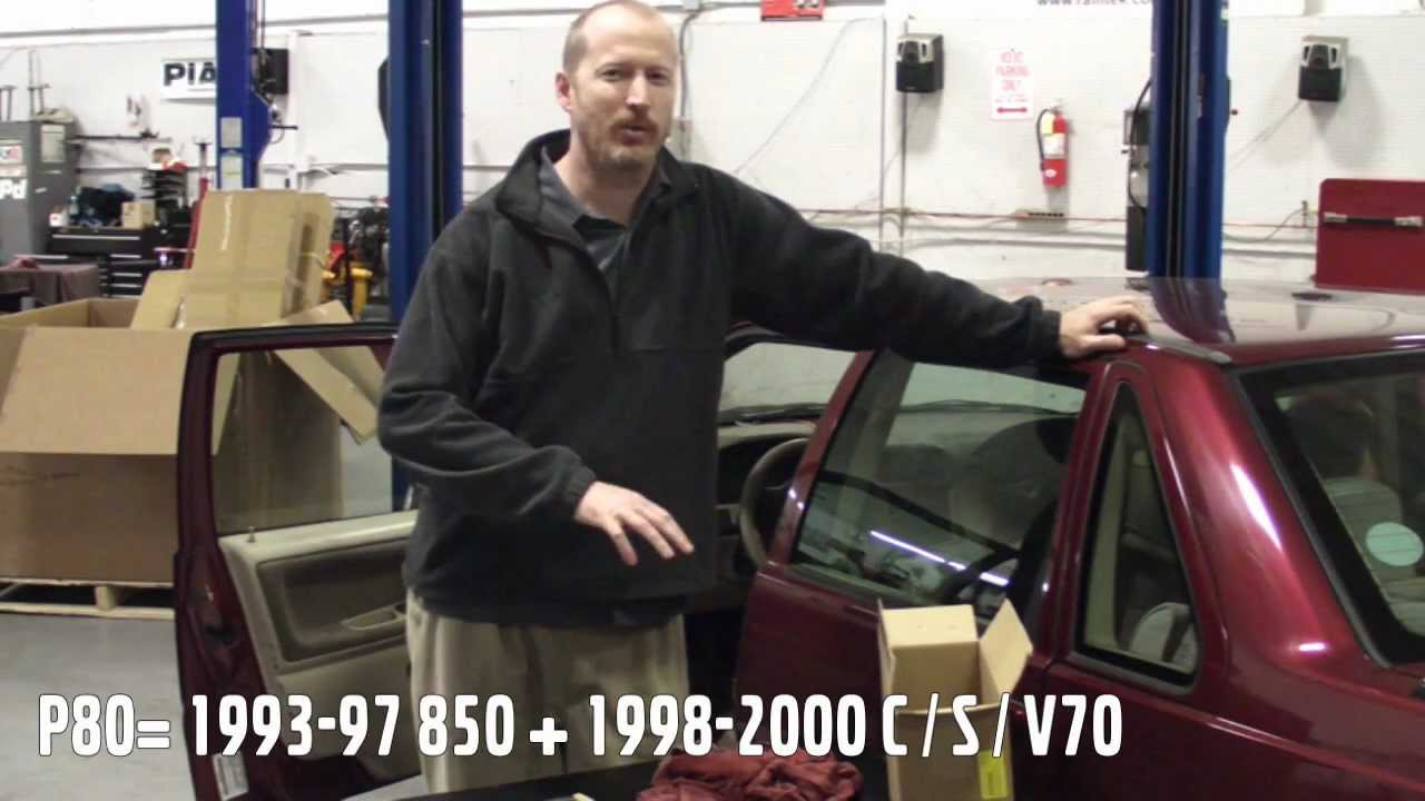 IPD Volvo Heater Core Replacement 1993-2000 850 70 - YouTube