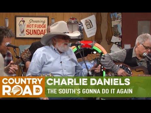 Charlie Daniels sings