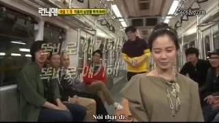 [Running Man] Khi tỏ tình với Song Ji Hyo   ep#15