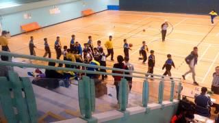 2017 九龍東區小學分會籃球比賽(男子組) 藍田循道衛理