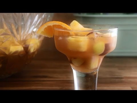 How to Make Mexican Fruit Punch | Punch Recipes | Allrecipes.com