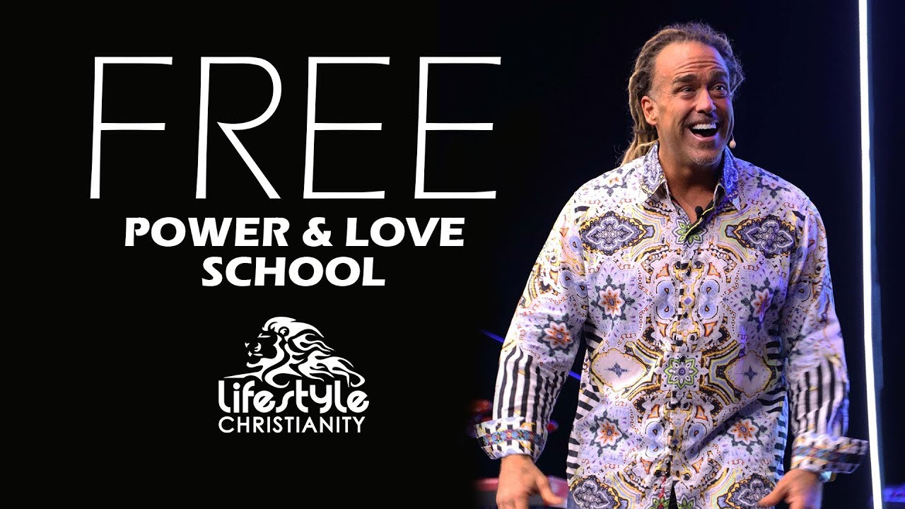 Todd White - Free Power and Love school (session 5)